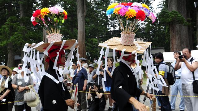 4705羽黒山花まつり(鶴岡市)