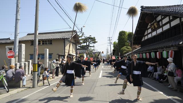 6257大山犬祭り(鶴岡市)