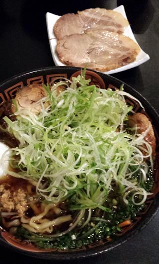 麺辰-鶏中華